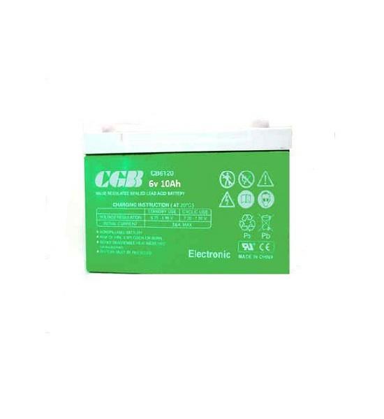 باتری 6 ولت 10 آمپر CGB